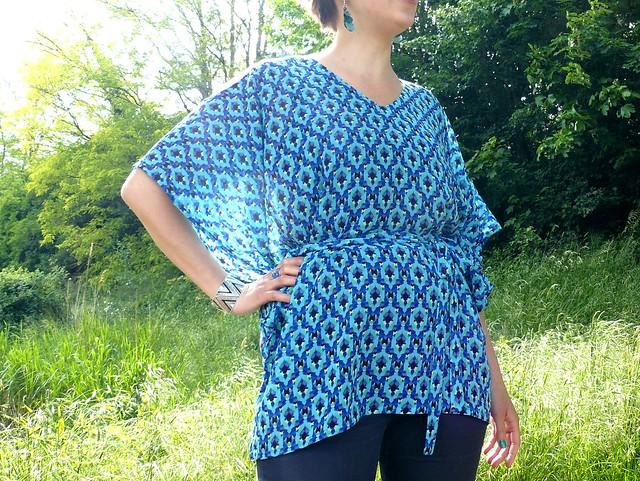 satsuki kimono blouse