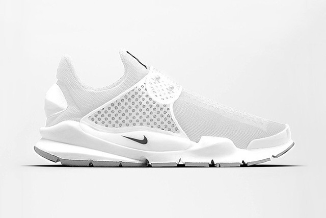 Nike Sock Dart (Triple White)