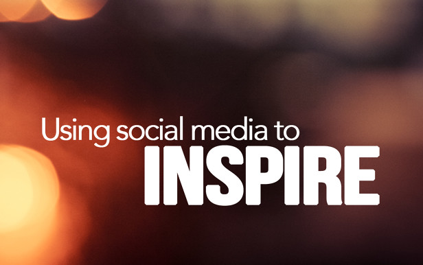 Using social media to inspire your students