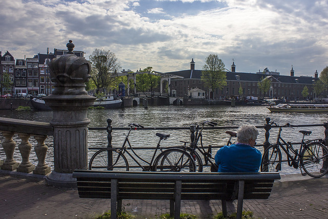 NEDERLAND - Amsterdam 125
