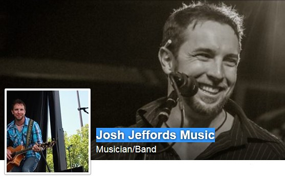 https://www.facebook.com/pages/Josh-Jeffords-Music/154334357965810?sk=app_2405167945