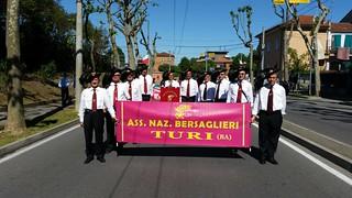 I Bersaglirri di Turi al 63° raduno di Rimini1