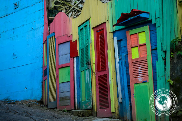 Painted Doors in Vidigal