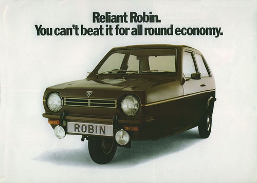 Reliant Robin_1973