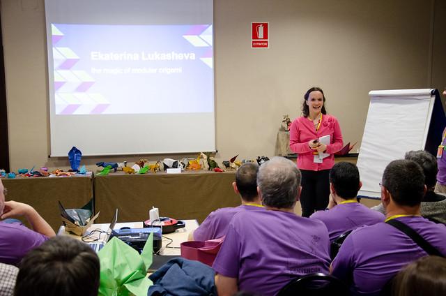 XVIII Convencion Internacional de la Asociation Espanol Papiroflexia