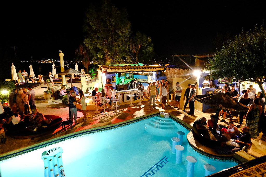 Ibiza Rocks House at Pikes Hotel, Ibiza hotel