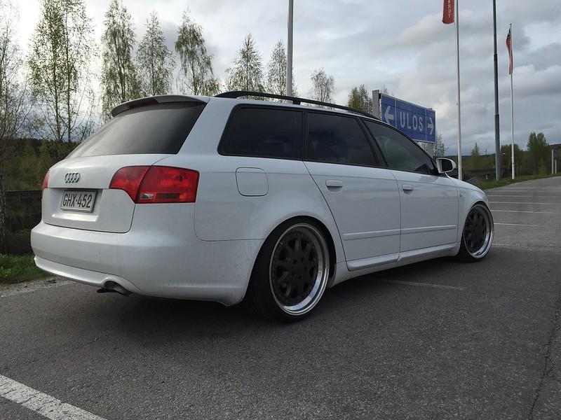 Zoml: Audi A4 B7 Avant //Mätäs Crew 17643094579_6b3332d5e9_c