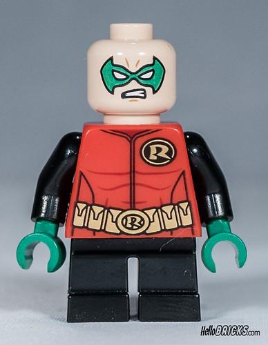 Lego 76056 - DC Comics - Batman rescue from Ra's al Ghul