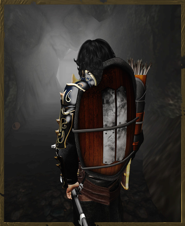 New AEGIS Shield & Quiver