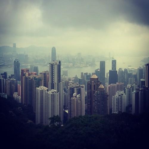 Hong Fricken Kong!