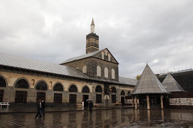 大清真寺中庭