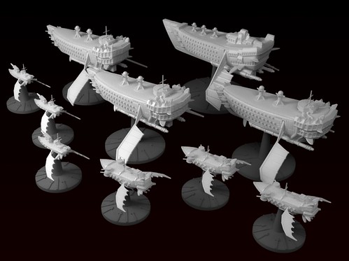 005 - Clockwork Armada Kickstarter Carthesian