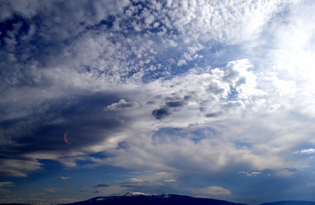 Blue sky 1861