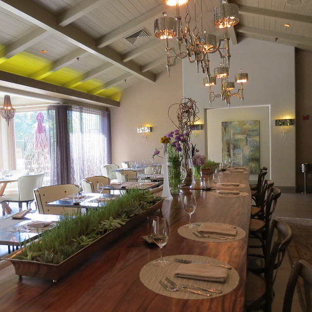 Lucia Restaurant at Bernardus Lodge & Spa