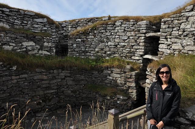 Shetland Islands - Clickimin