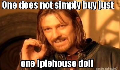 Iplehouse Boromir meme