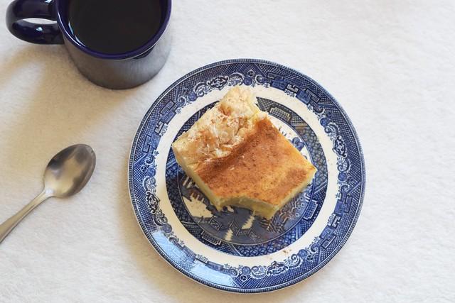 Greek sweet custard pie recipe