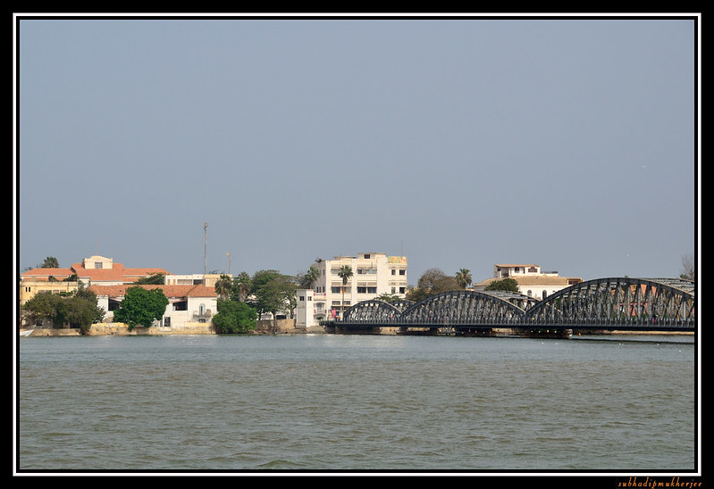 St. Louis City - Senegal River