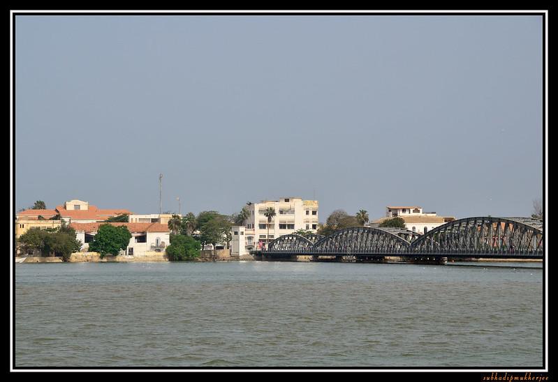 St. Louis City - Senegal River