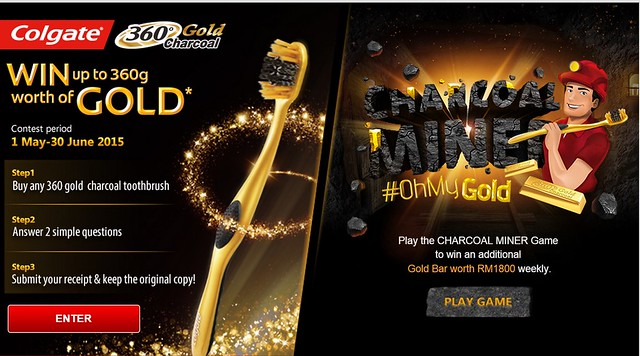 colgate gold