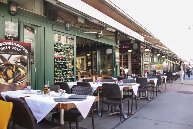 Naschmarkt, Vienna