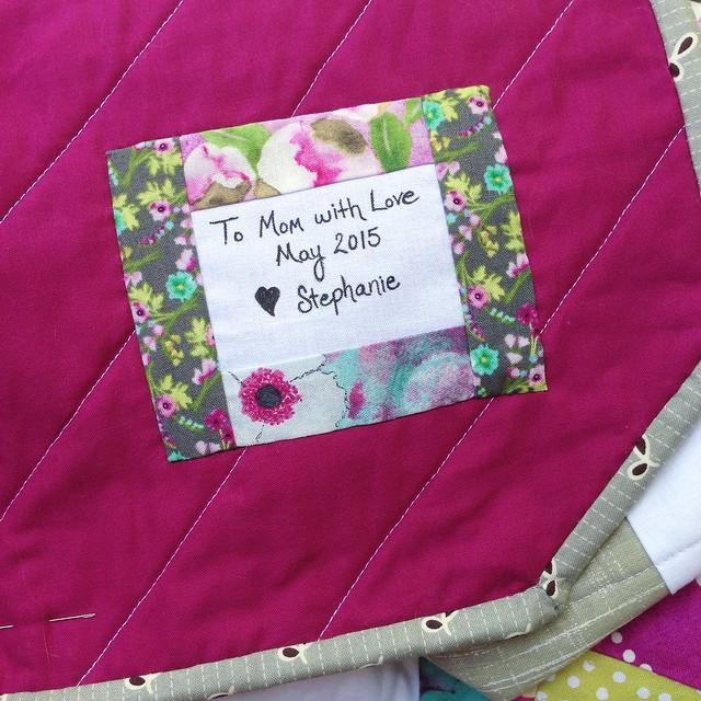 Garden Gate quilt