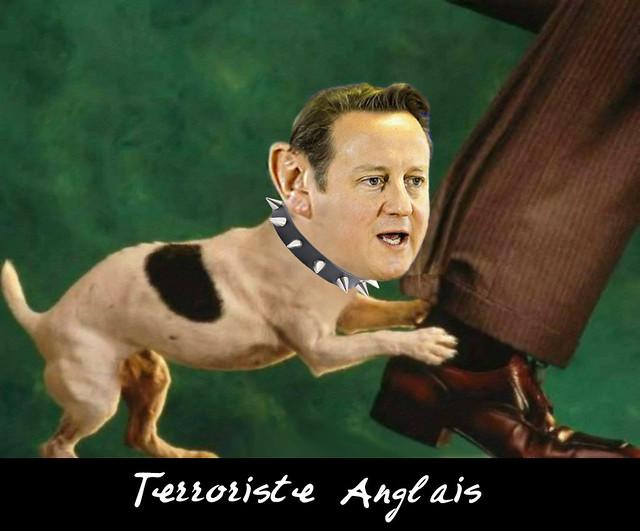 Terroriste Anglais