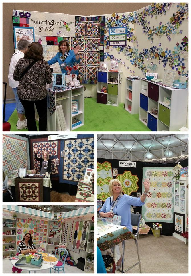 pat sloan quilt market may 2015 pic2