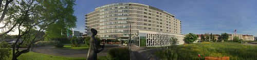 Felix Platter Spital Panorama