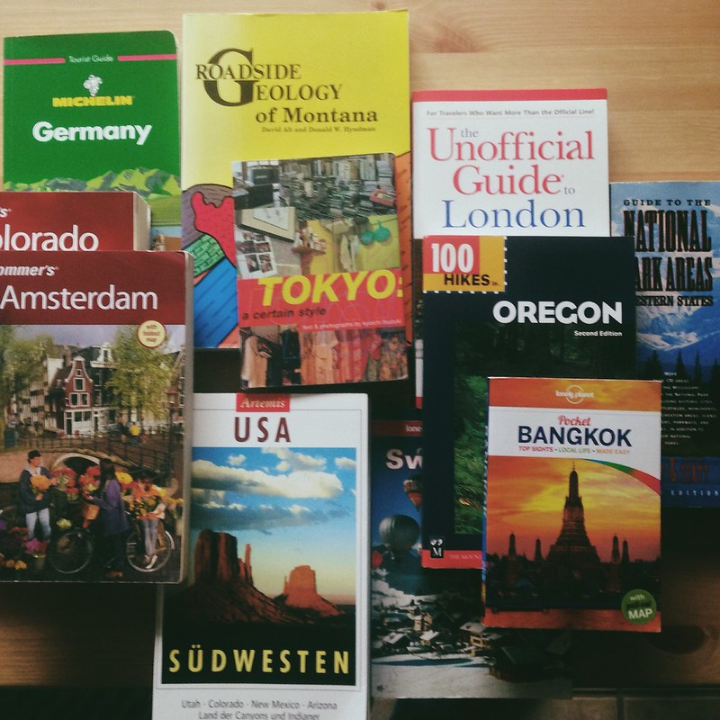 #131 Travel Guides