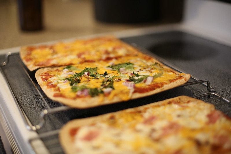 Really Simple Homemade Pizza