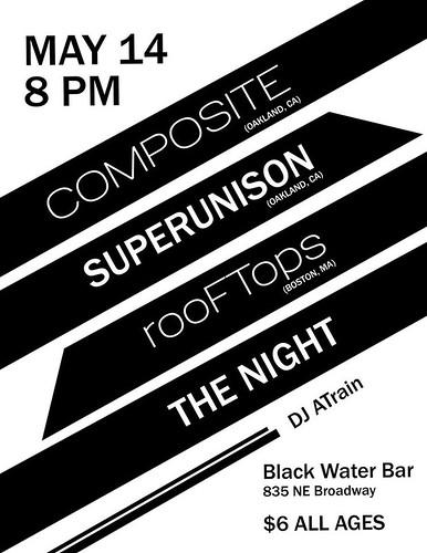 5/14/15 Composite/SuperUnison/rooFTops/TheNight