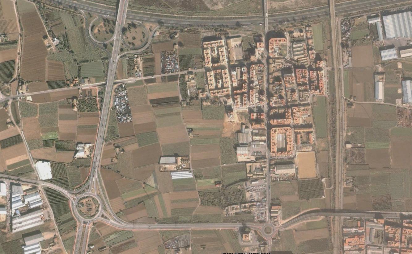 la torre, valencia, rafón, antes, urbanismo, planeamiento, urbano, desastre, urbanístico, construcción