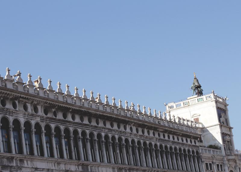 St Marks Square, Venice, Bumpkin Betty