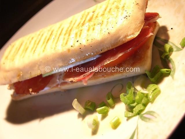 Sandwich au Jambon Ibérique © Ana Luthi Tous droits réservés 13