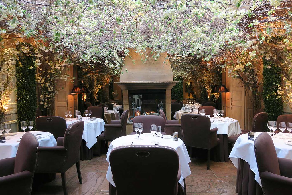 Clos maggiore maybe it 39 s because for Best private dining rooms covent garden