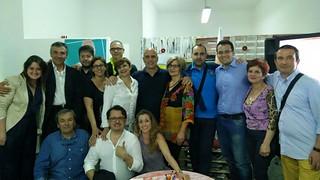 Presentazione dei candidati della lista civica di Cessa