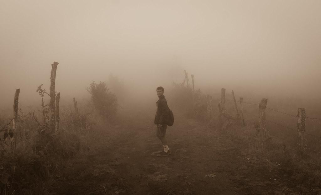Fog in Baños