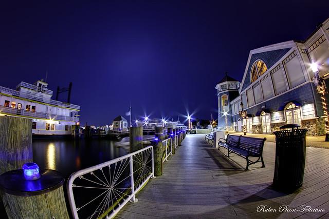 Alexandria Old Town Waterfront