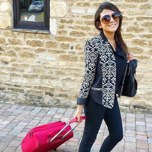 Alex of Travel Fashion Girl