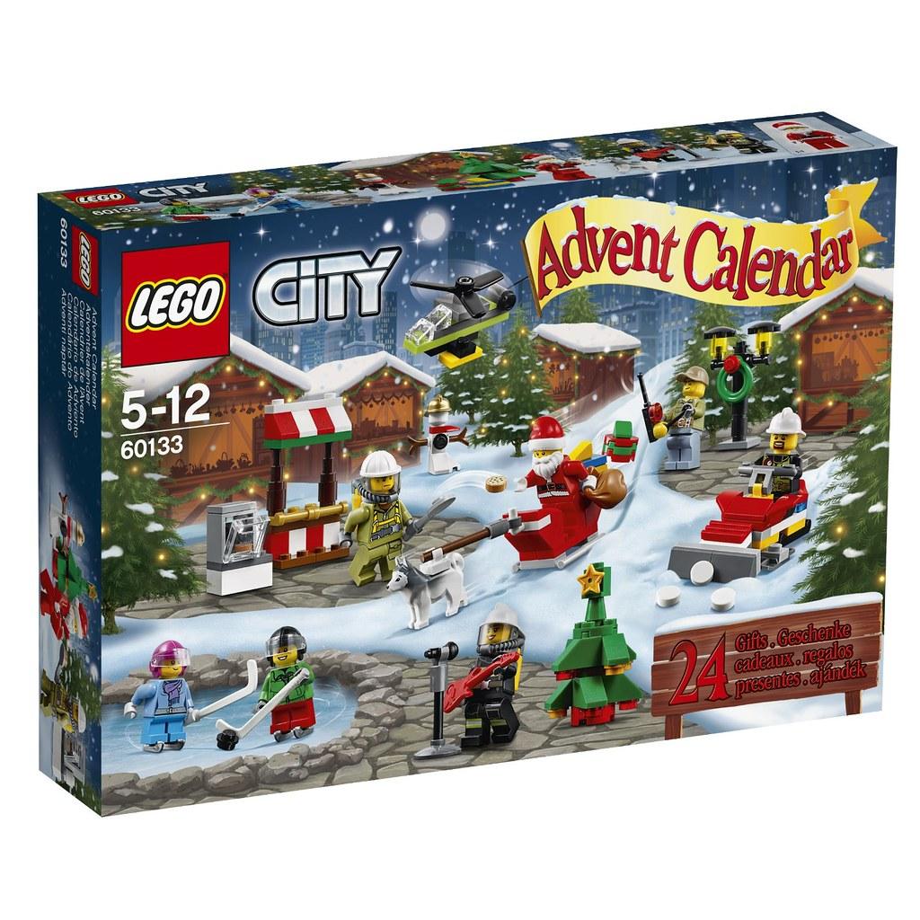 LEGO City 60133 - Advent Calendar 2016