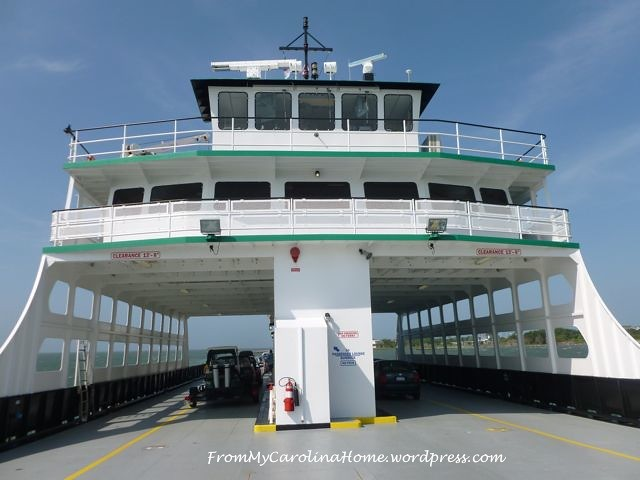 Cedar Island Ferry 4