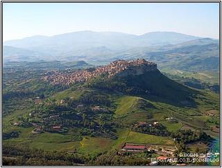 סיציליה - Calascibetta