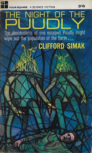 Clifford Simak - The Night of the Puudly (Four Square 1964)