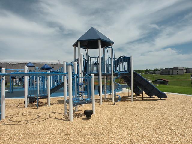 Gananda CSD Playground - Grananda, NY
