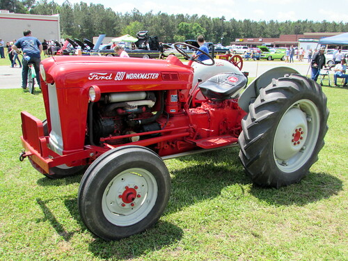 Ford 601 Tractor : Ford workmaster tractor flickr photo sharing