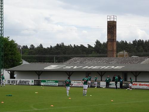 Cup Semi-Final: SV Heide Jävenitz v SV Grün-Weiß Potzehne