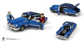 Buick 1949 Roadmaster Sedanette