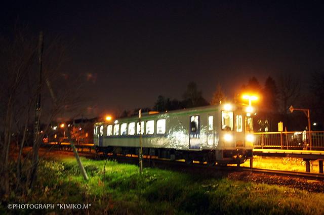 JR富良野線 緑ヶ丘駅