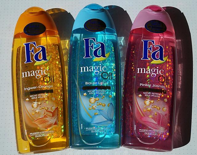 Fa Magic Oil